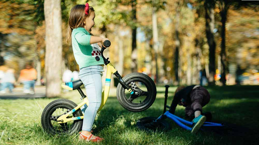 Детский велосипед Pride 2017