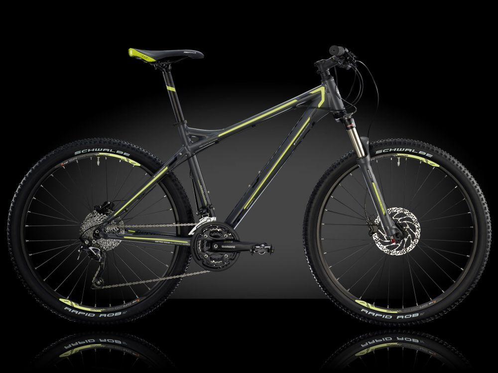 Велосипед Bergamont 27,5 Metric 5.4, (8063) 47см