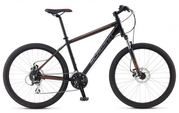 Велосипед 26 Schwinn Mesa 2 Disc M 2014 matte black