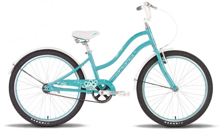 Велосипед 24'' PRIDE SOPHIE бирюзовый 2015