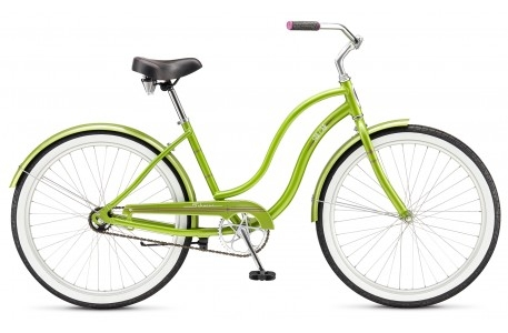 Велосипед 26 Schwinn Slik Chik Women 2015 green