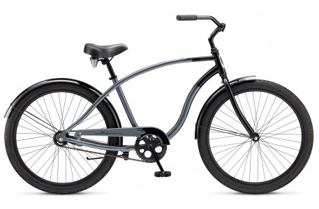 Велосипед 26 Schwinn Tornado 2015 black/grey