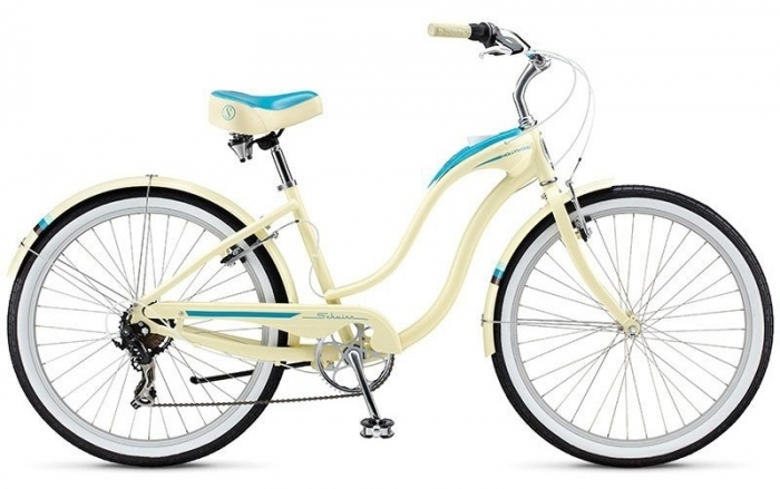 Велосипед 26 Schwinn Hollywood Women 2015 creme