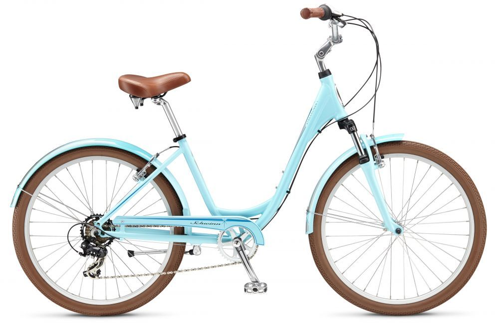Велосипед 26 Schwinn Streamliner 1 Women 2015 light blue
