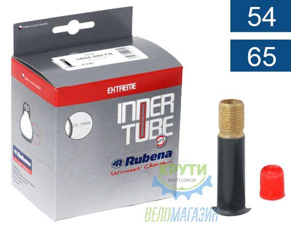 Камера 26 x 2.10-2.55 (54/65x559) AV 35мм MITAS (RUBENA) FREERIDE D10FR SBC 1.2mm короб