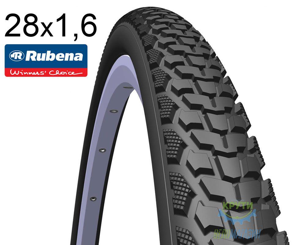 Покрышка 700 x40C (42x622) RUBENA GRIPPER V84 Classic черн.