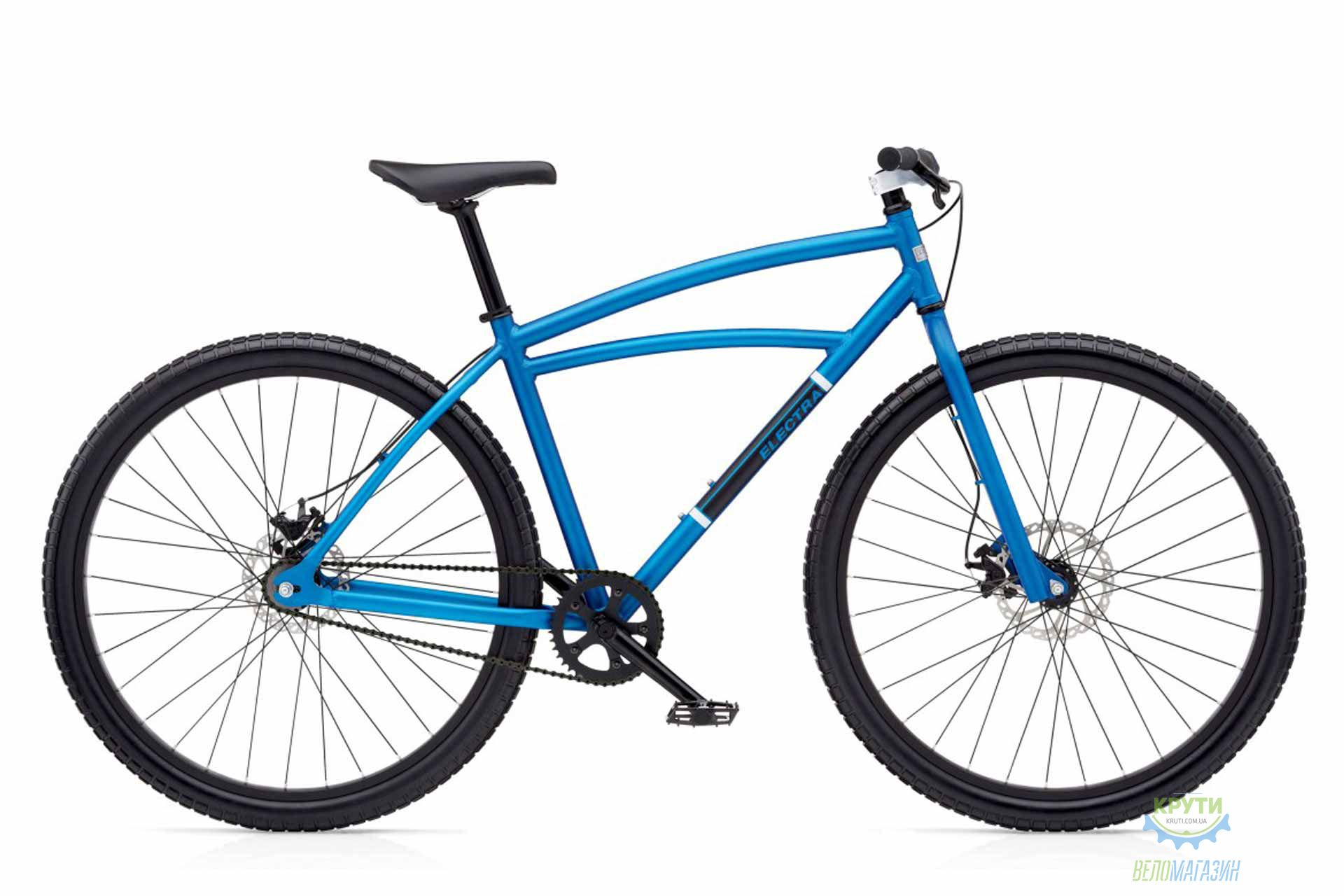 Велосипед 29 ELECTRA Moto 1Matte Blue