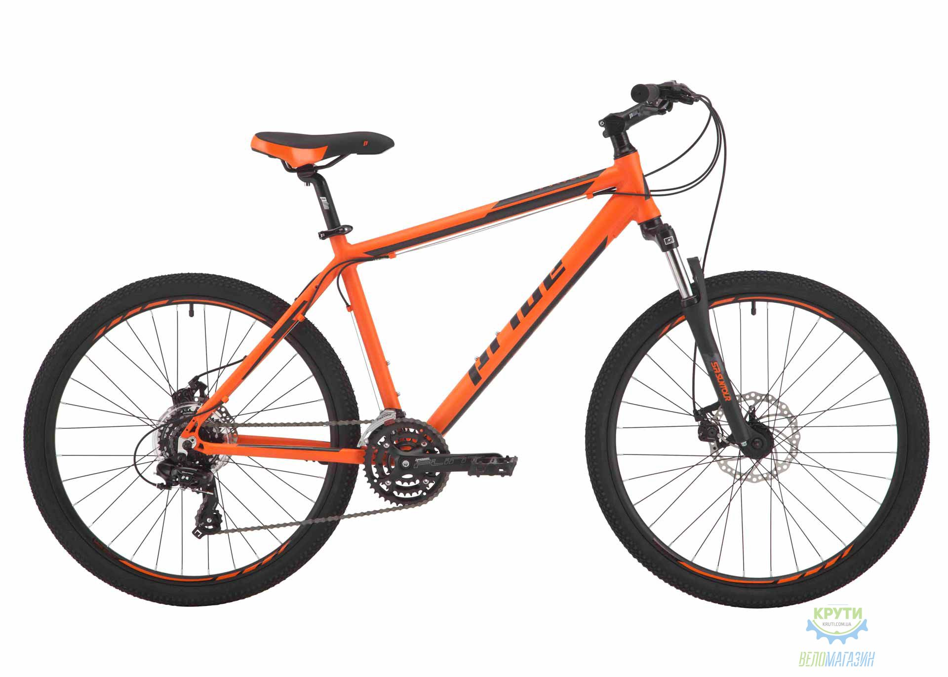 Велосипед 26 Pride Marvel 2.0 рама - 19 оранжевый/черный 2017