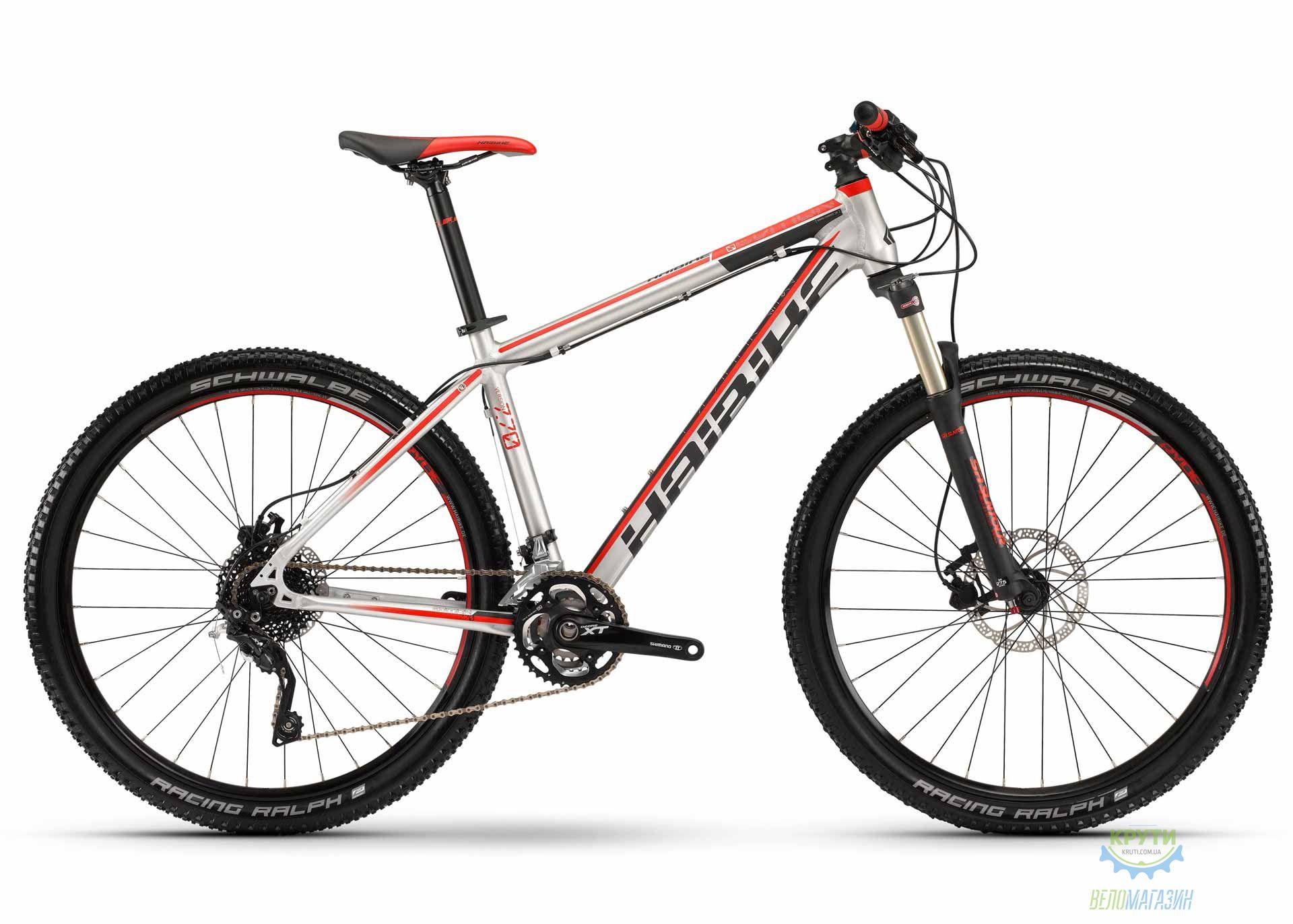 Велосипед Haibike Edition 7.70 27,5, рама 45см, 2016