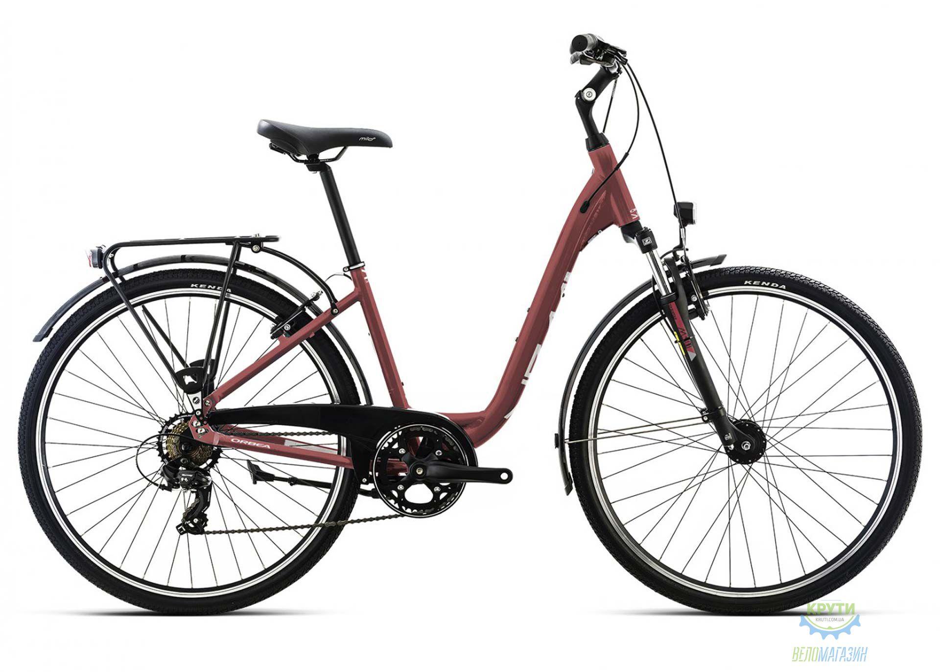 Велосипед Orbea DIEM 40 M Black-Orange 2017