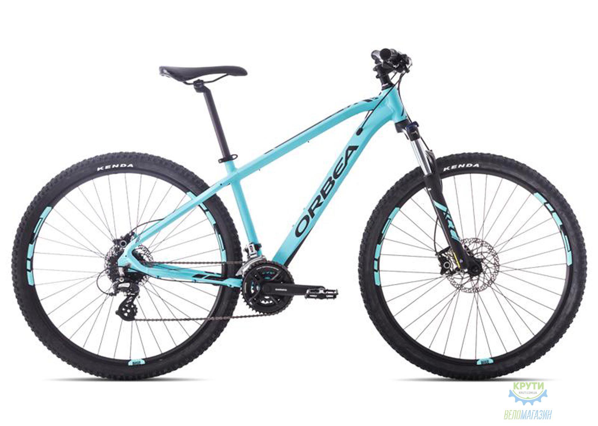 Велосипед Orbea MX 29 40 L Blue-Black 2016