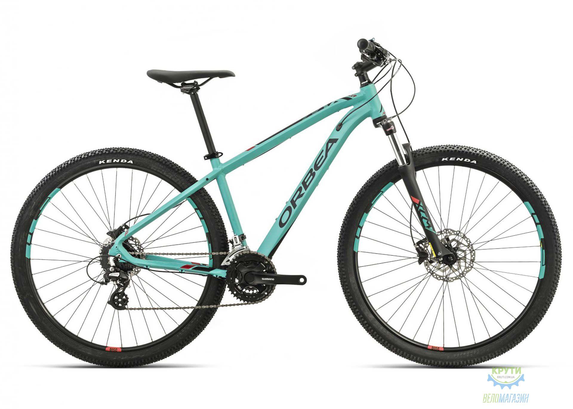 Велосипед Orbea MX 29 40 L Green-red 2017