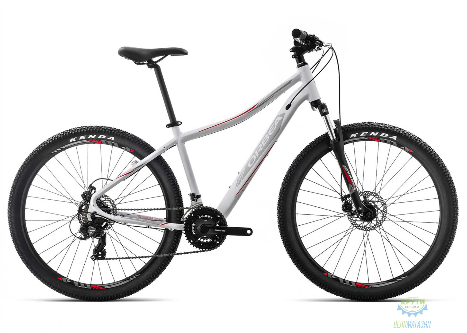Велосипед Orbea SPORT 27 10 S ENTRANCE White-red 2017