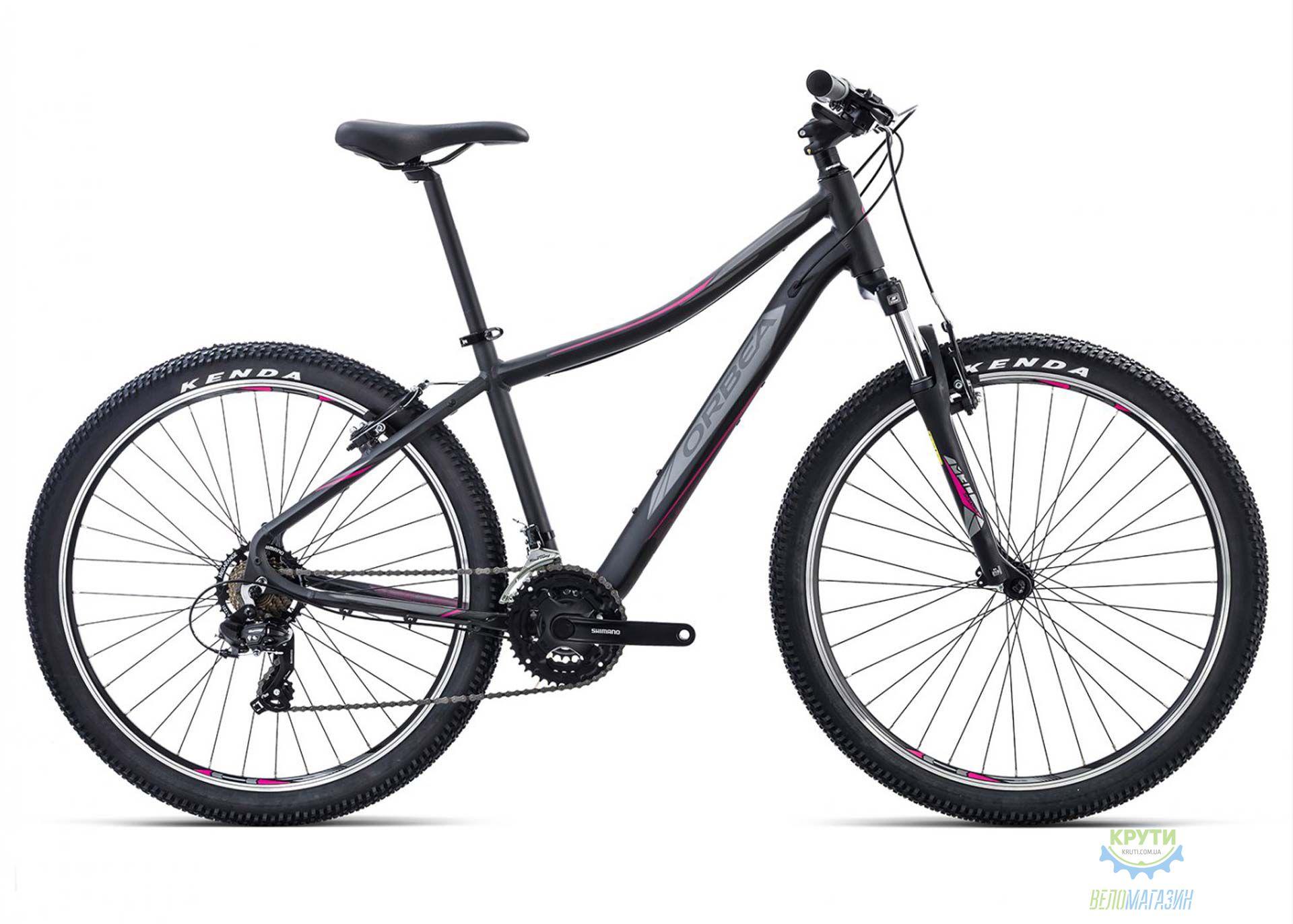 Велосипед Orbea SPORT 27 30 Entrance S Antracite/Pink 2016