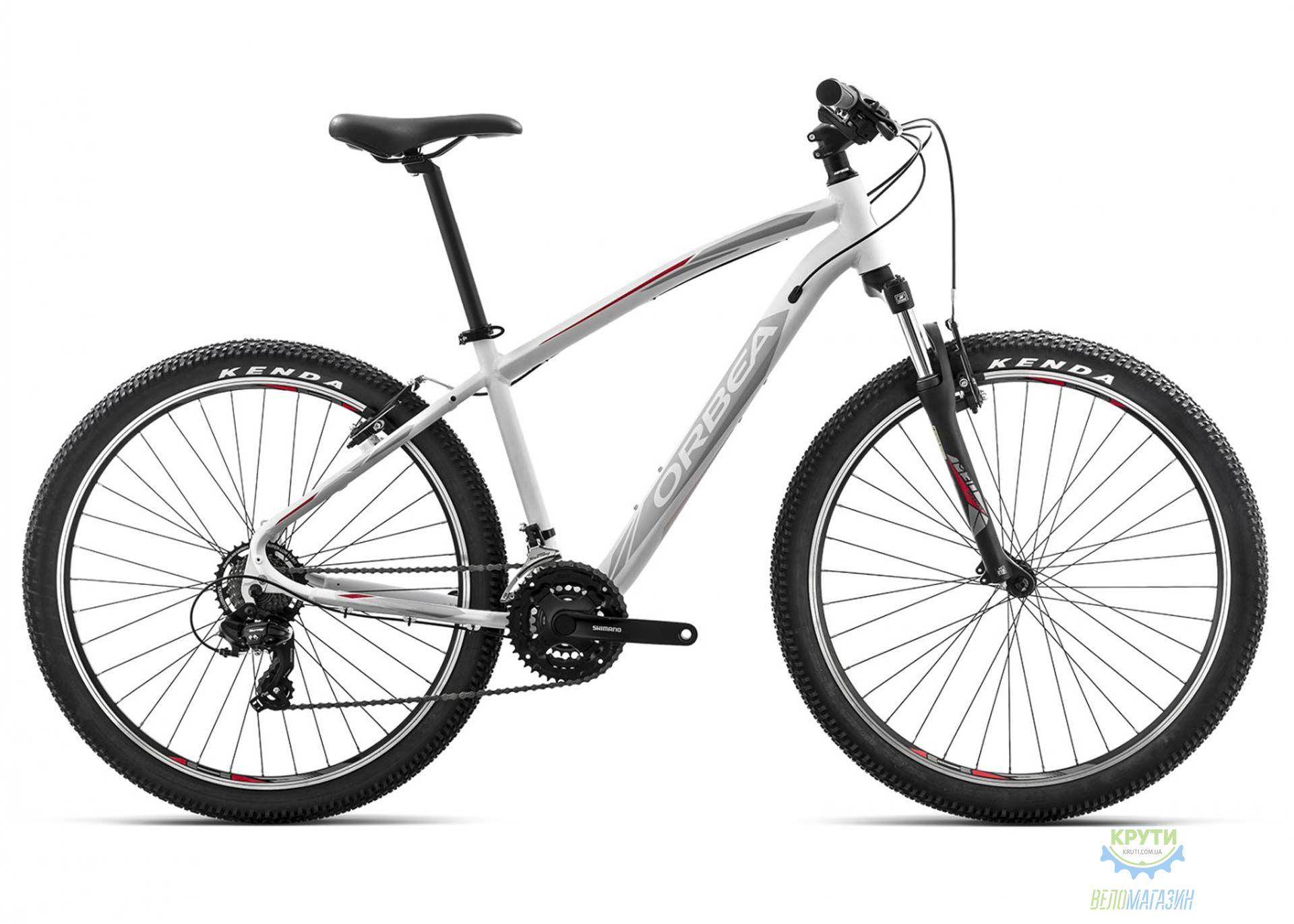 Велосипед Orbea SPORT 27 30 S White-Red 2016