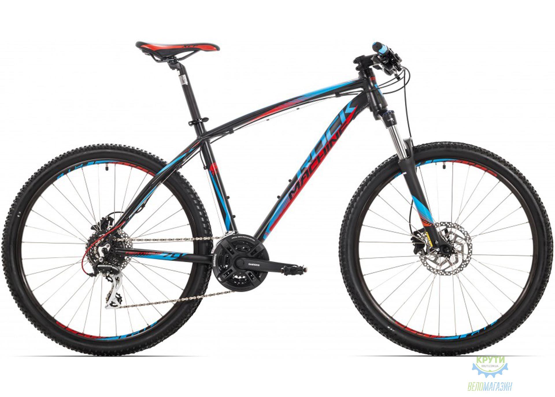 Велосипед Rock Machine HEATWAVE 70 - 27 16.5 2016