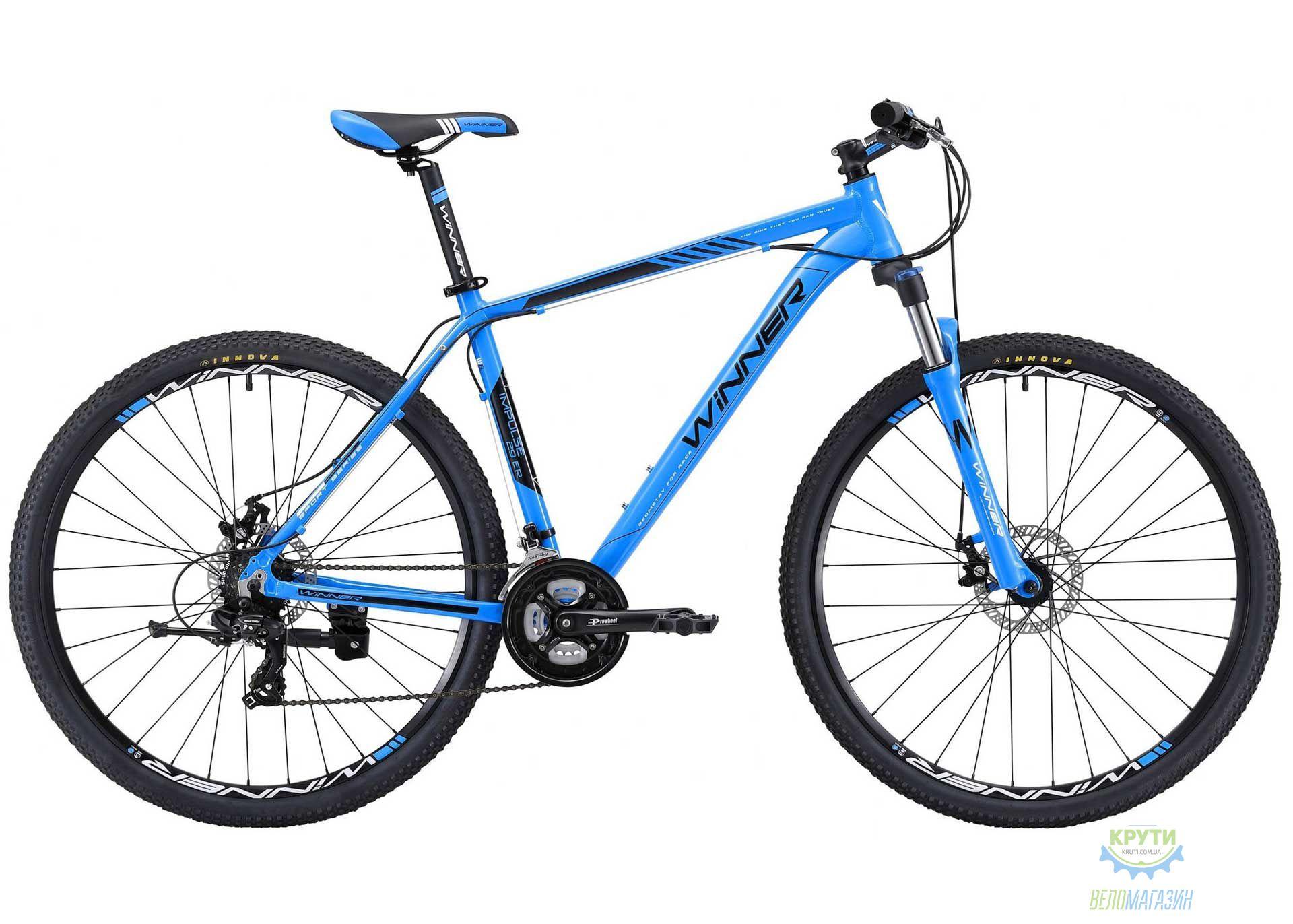 Велосипед 29 Winner Impulse Рама - 20 Синий 2018