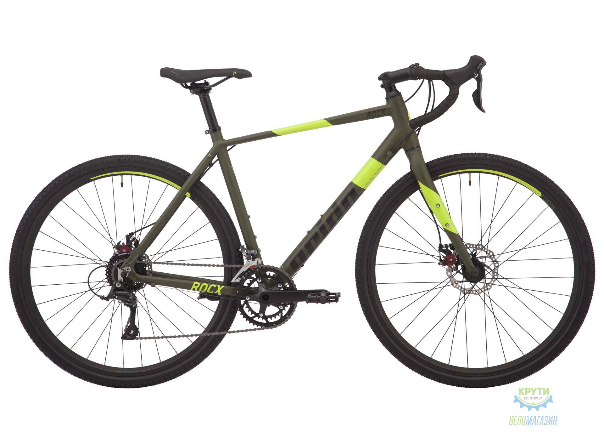 Велосипед 28 Pride RoCX 8.2 рама - S хаки 2018