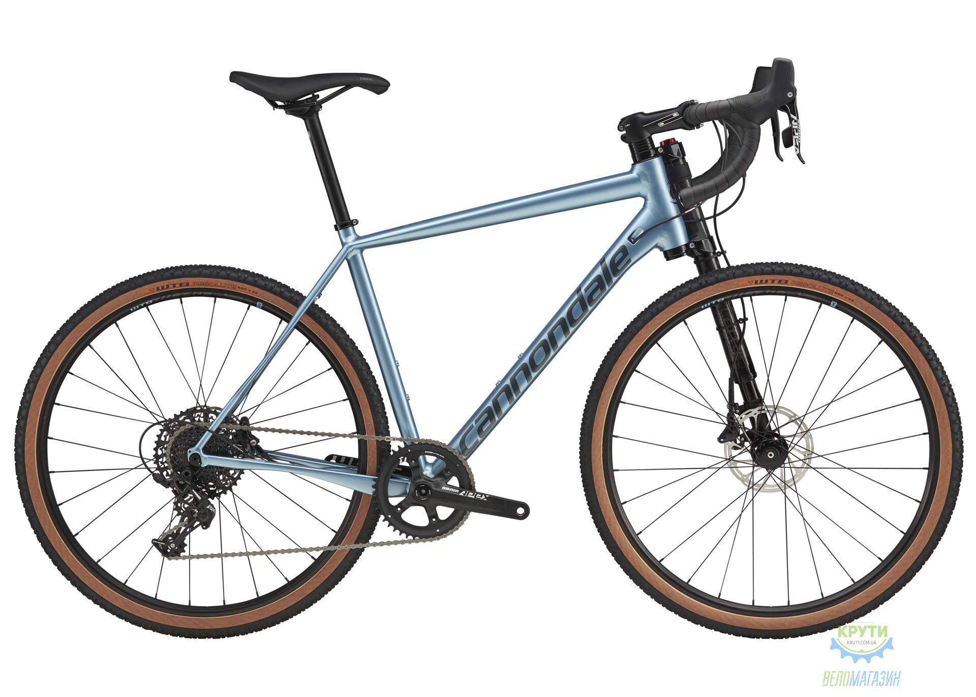 Велосипед 27,5 Cannondale SLATE SE Apex 1 disc рама - X 2018L GLB