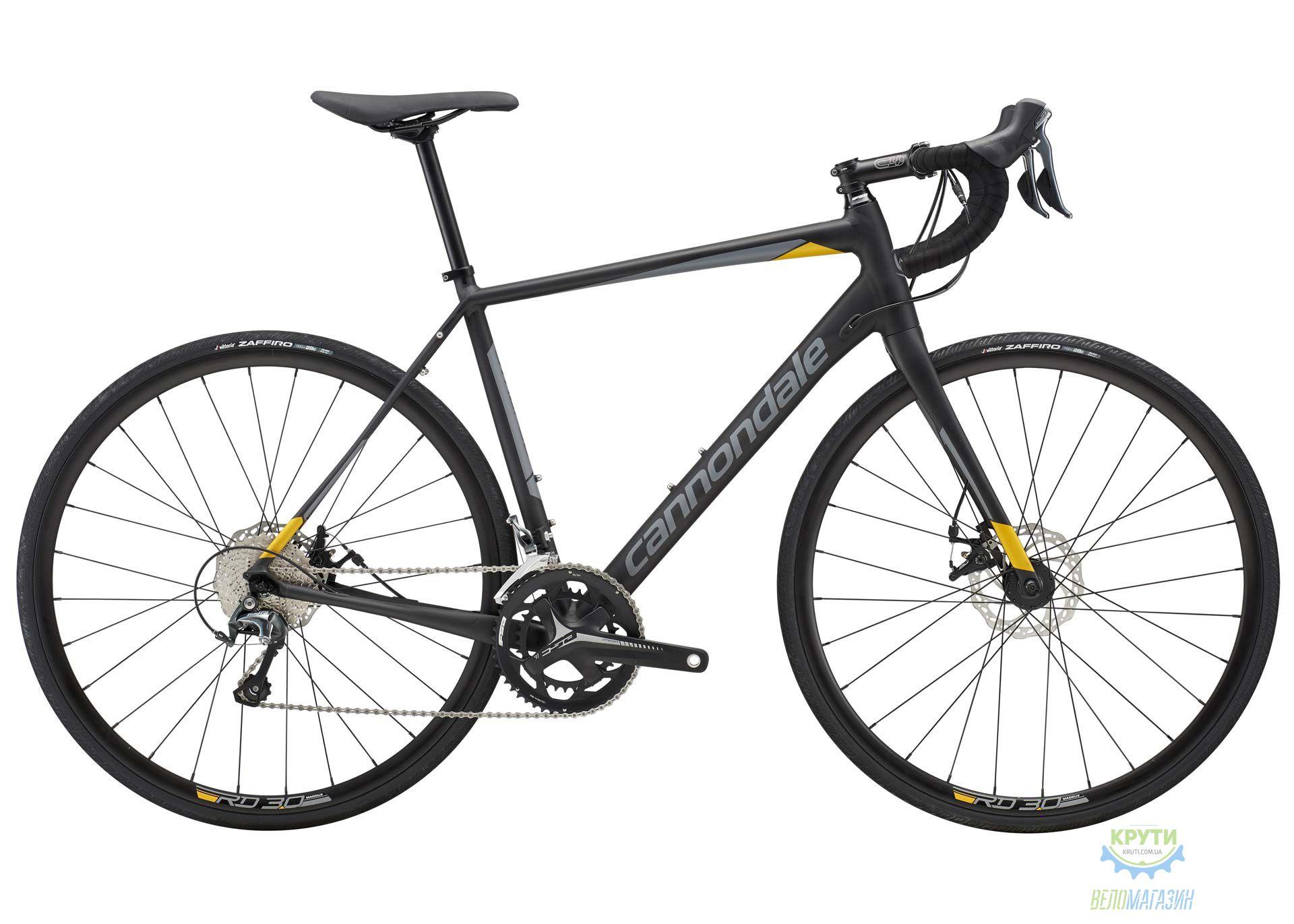 Велосипед 28 Cannondale SYNAPSE Disc Tiagra рама - 51 2018 NIT