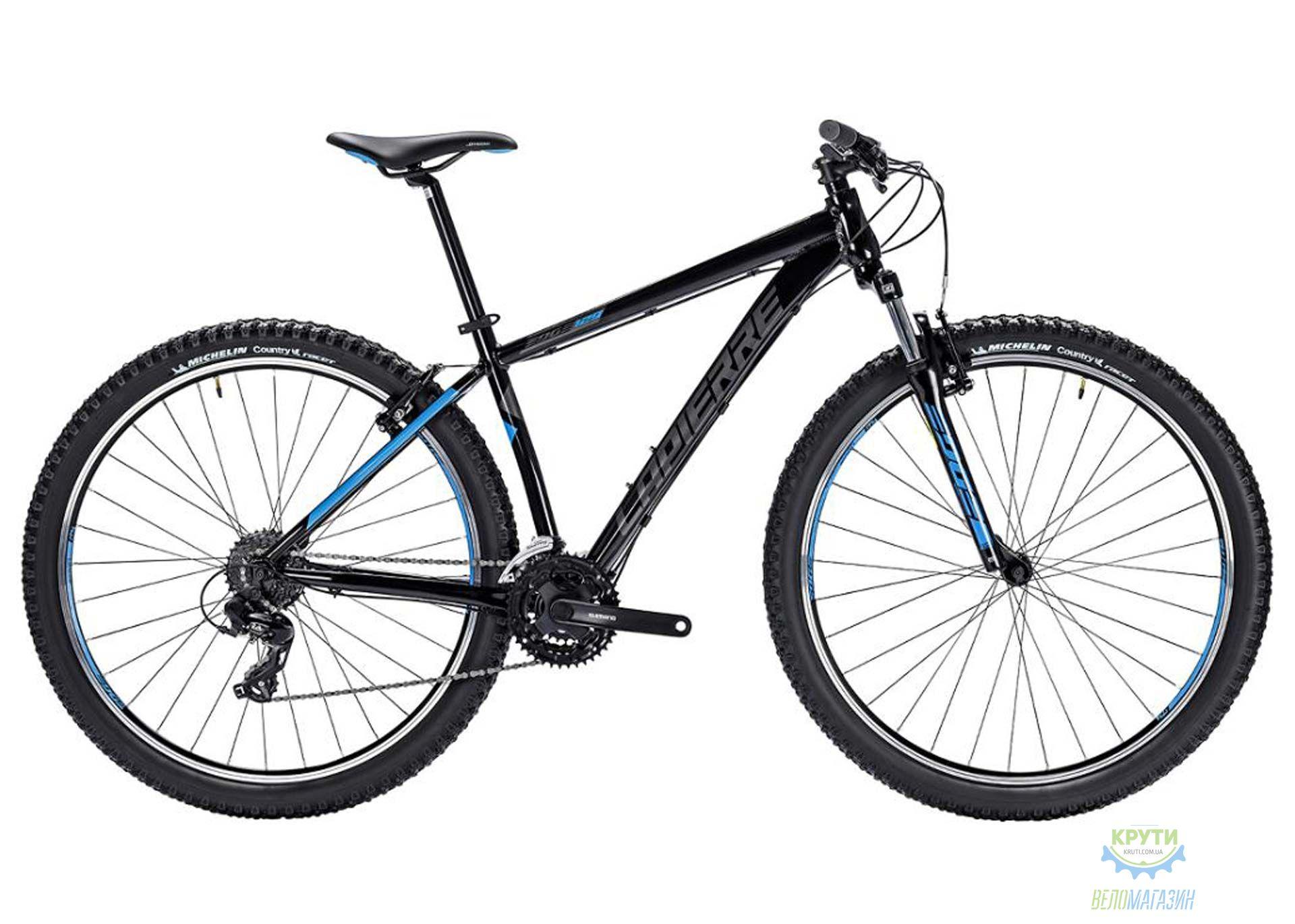 Велосипед Lapierre EDGE 129 48 L 2018