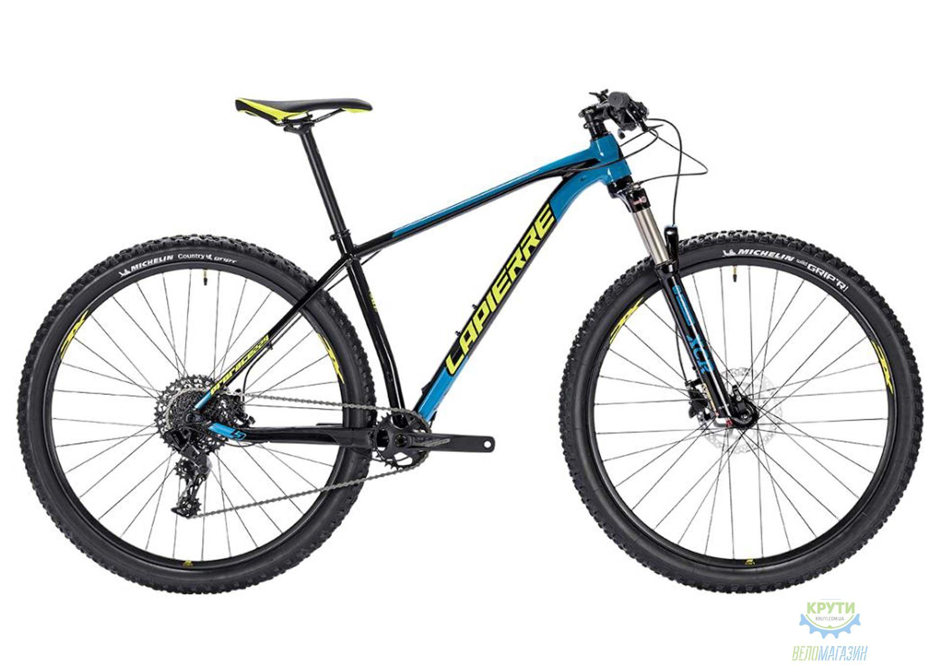 Велосипед Lapierre PRORACE 229 48 L 2018