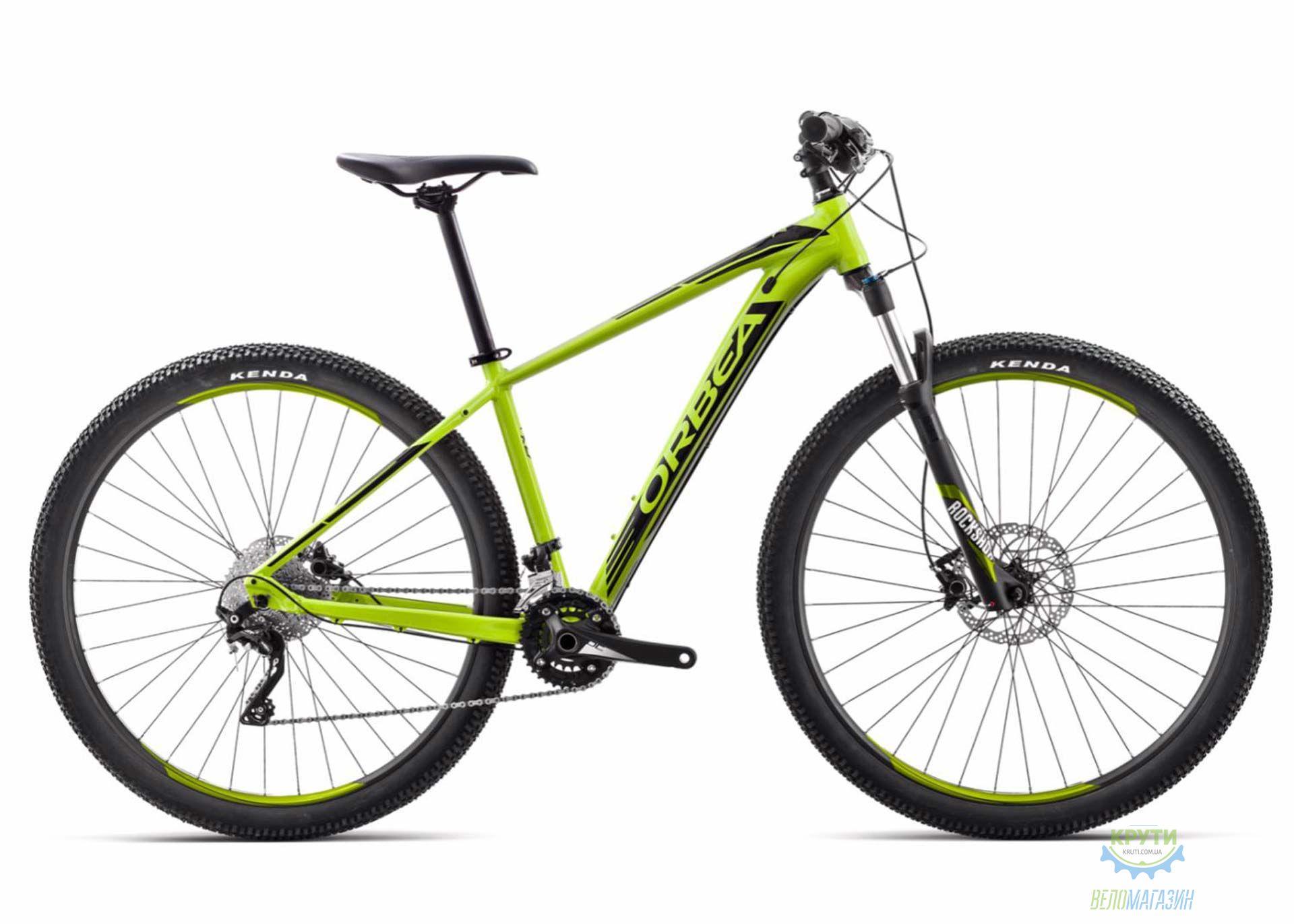 Велосипед Orbea MX 27 10 18 M Pistach - Black 2018