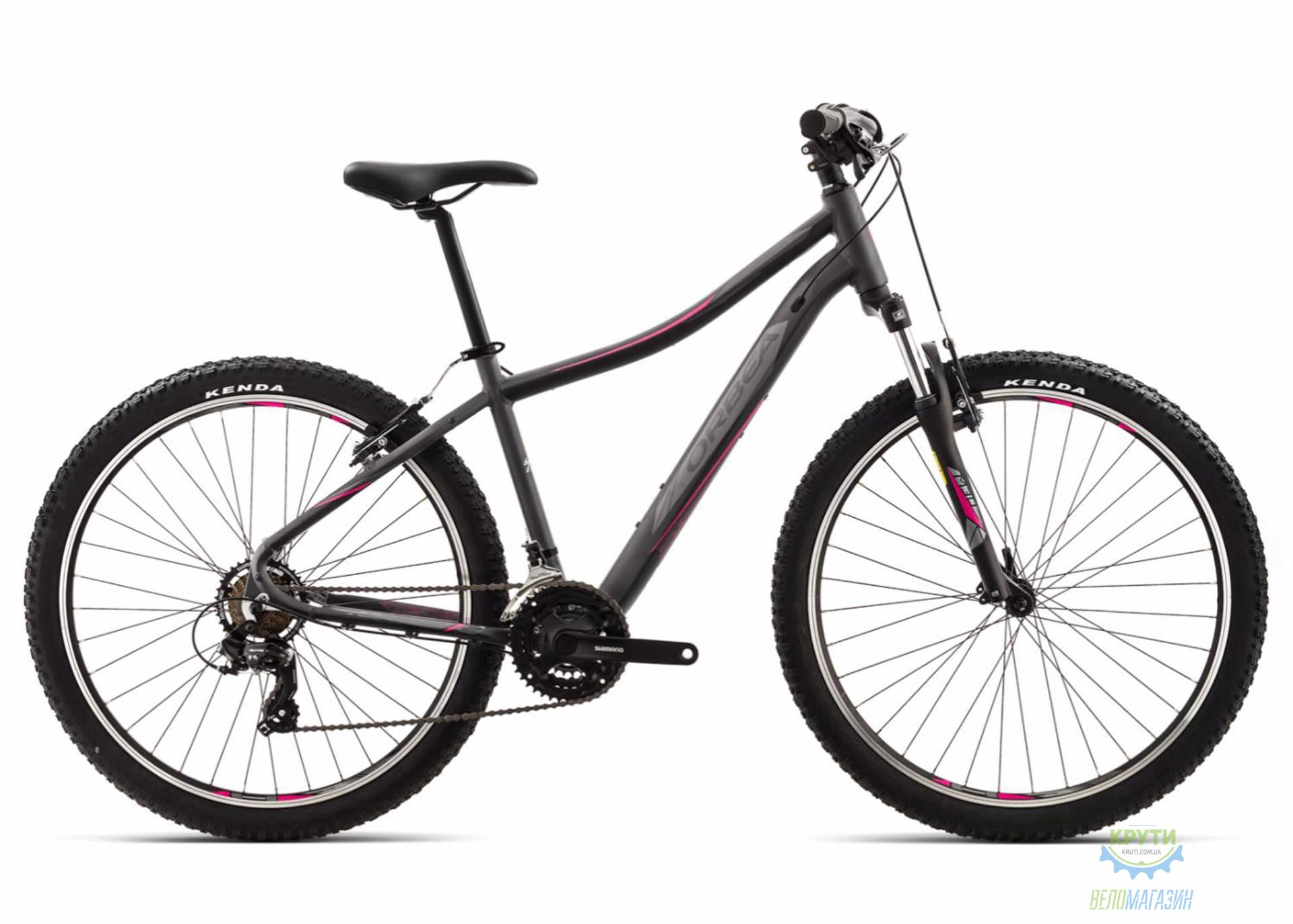 Велосипед Orbea SPORT 30 ENTRANCE 18 M Anthracite - Pink 2018