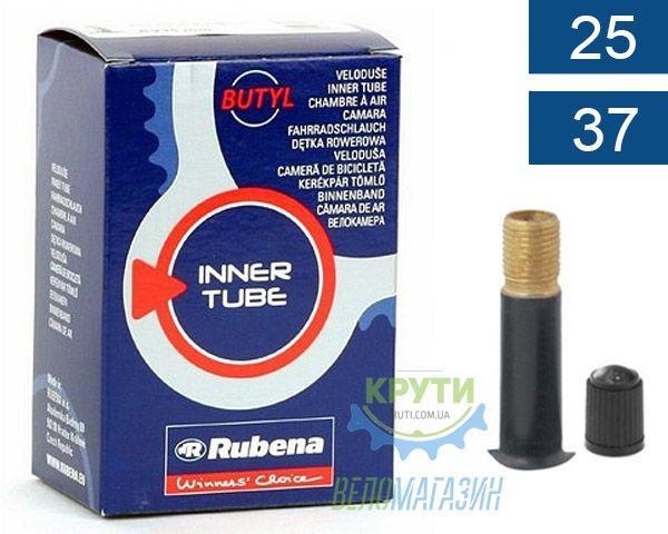 Камера 26 x 1.00-1.50 (25/37x559) AV 35мм Mitas (RUBENA) Classic D04, BSC 0.9mm в коробке