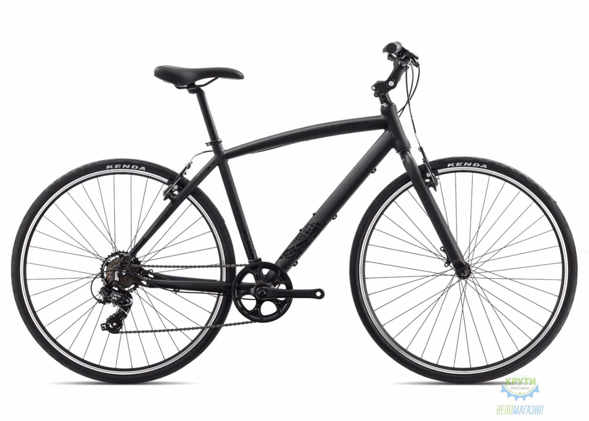 Велосипед Orbea CARPE 50 18 L Black 2018