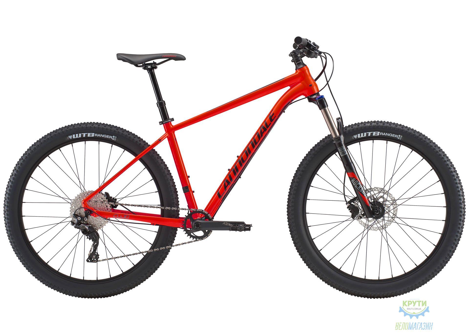 Велосипед 27.5+ Cannondale M Cujo 1 рама - M 2019 ARD