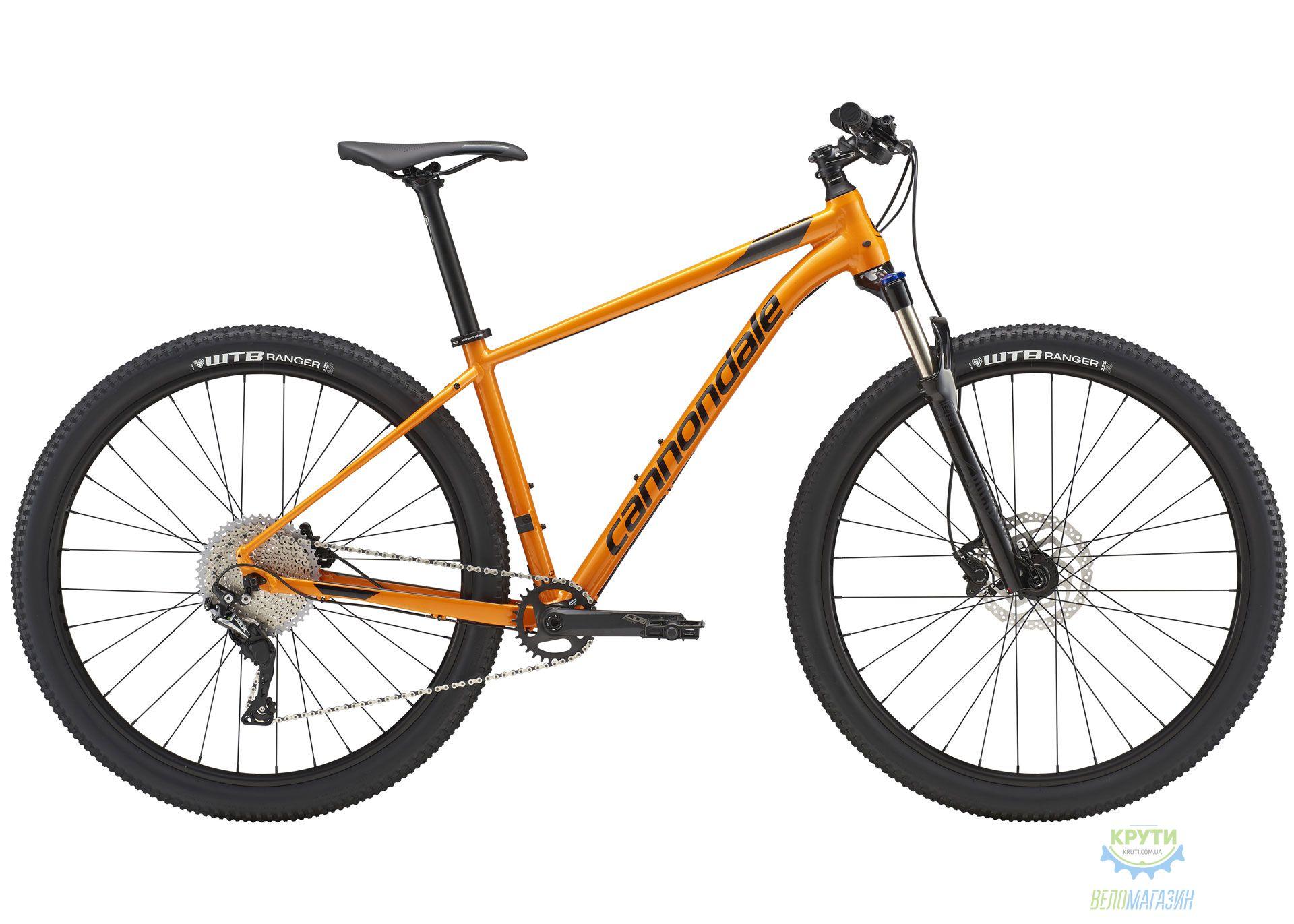 Велосипед 27.5 Cannondale Trail 3 рама - M 2019 TNG