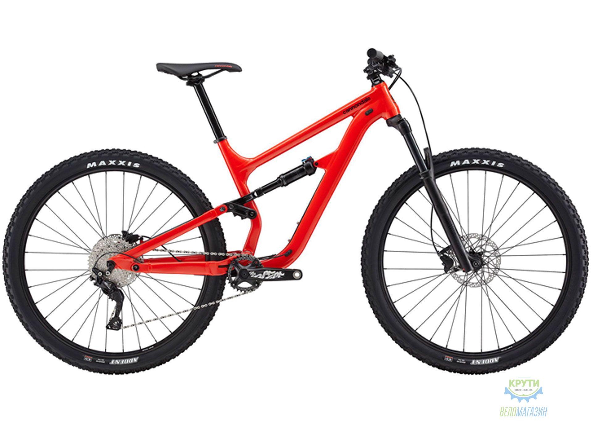 Велосипед 29 Cannondale Habit Al 6 рама - S 2019 LVA