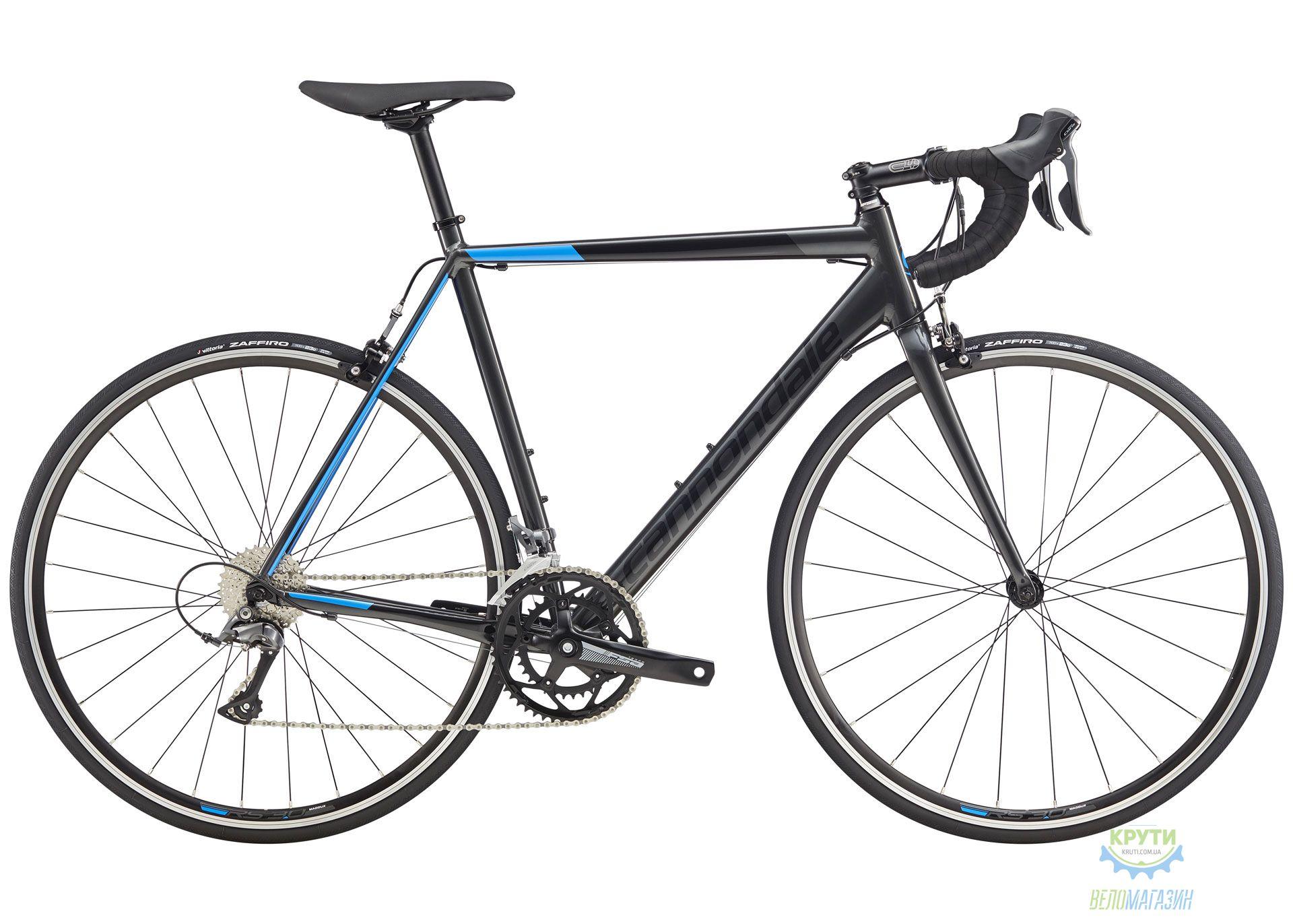 Велосипед 28 Cannondale CAAD Optimo Claris рама - 58 2019 GRA