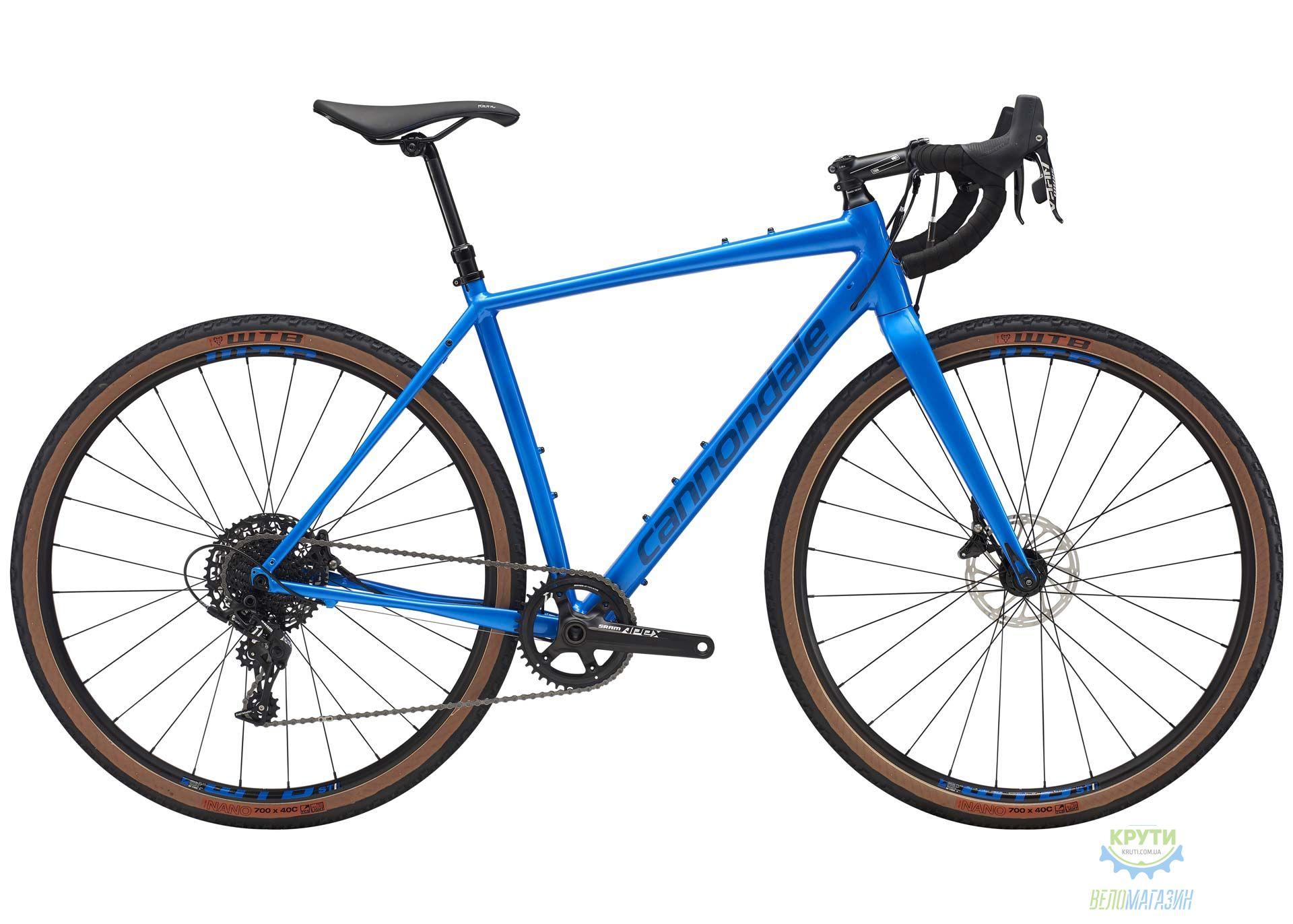 Велосипед 28 Cannondale Topstone Disc SE Apex 1 рама - M 2019