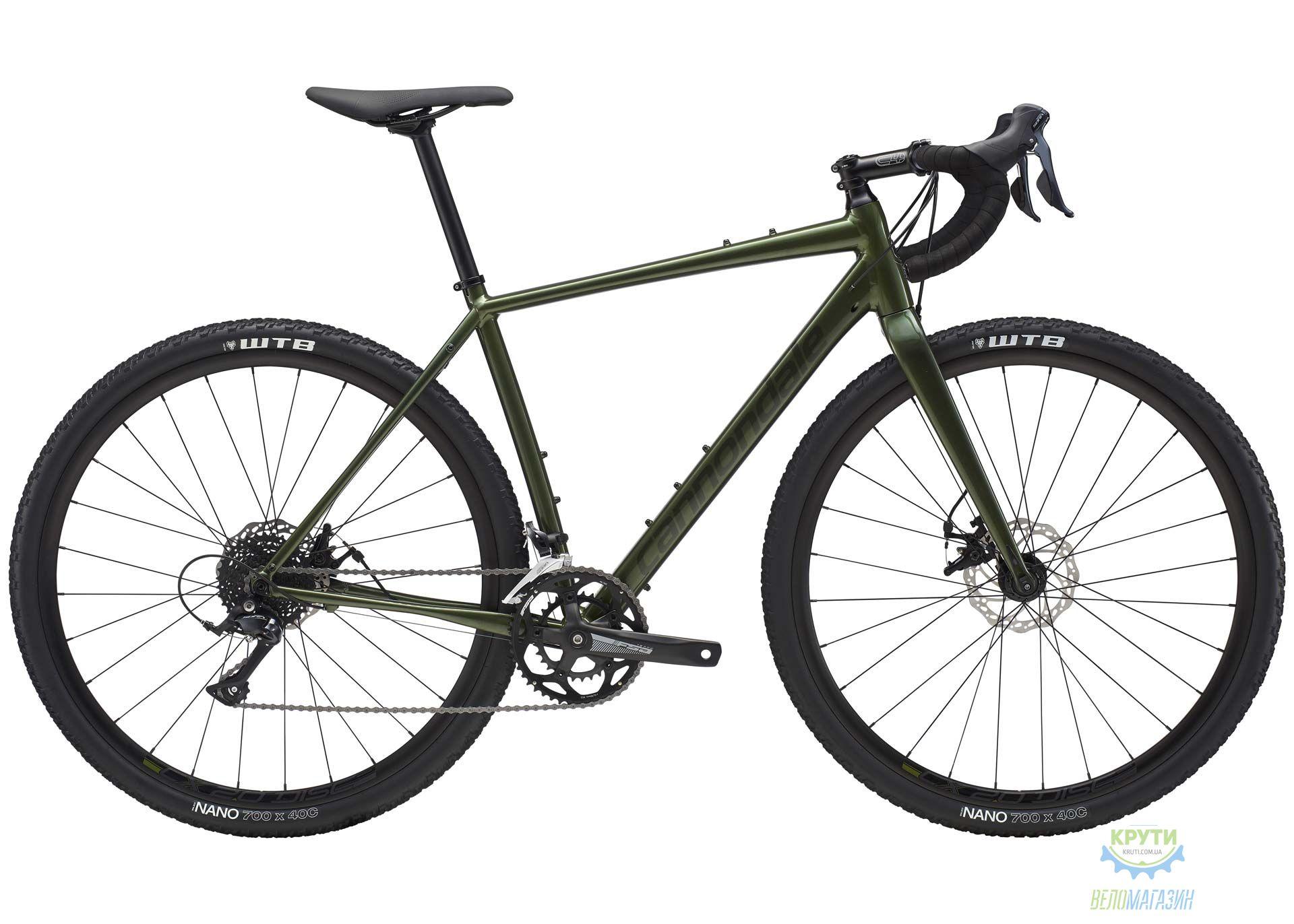 Велосипед 28 Cannondale Topstone Disc SE Sora рама - M 2019