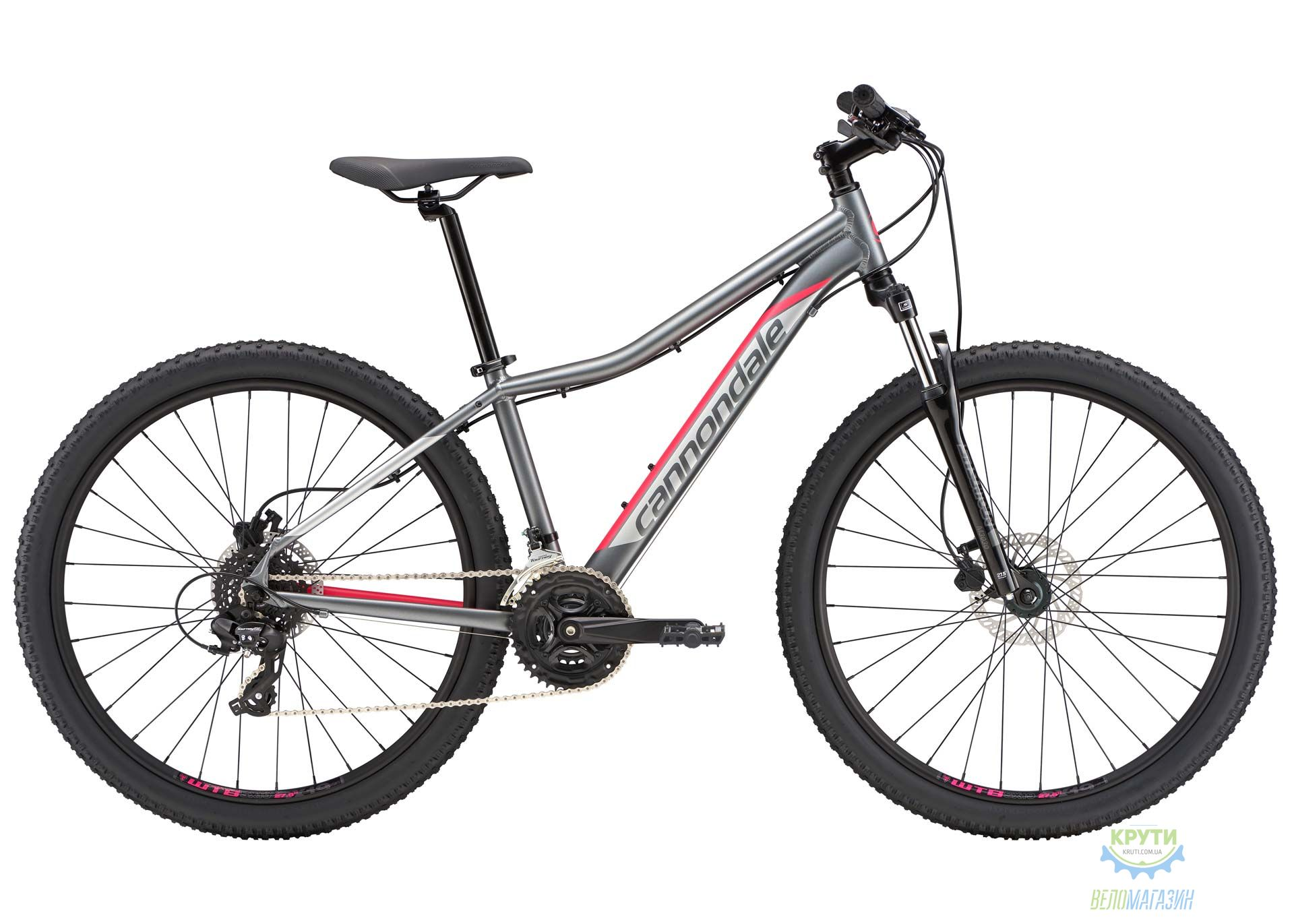 Велосипед 27.5 Cannondale Foray 2 рама - M 2019 GRY