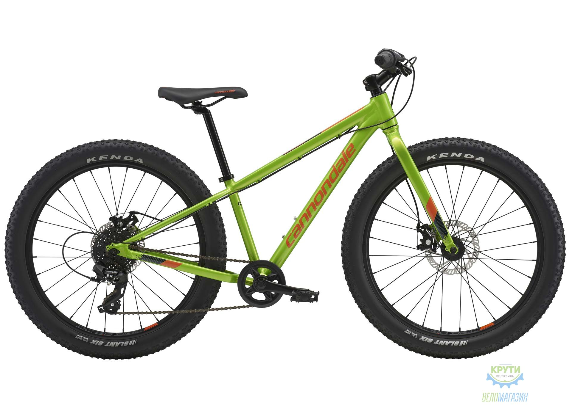 Велосипед 24+ Cannondale Kids Cujo AGR OS 2019