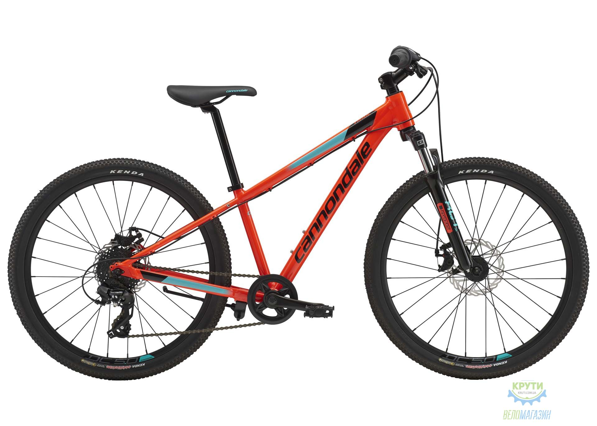 Велосипед 24 Cannondale Kids Trail ARD OS 2019