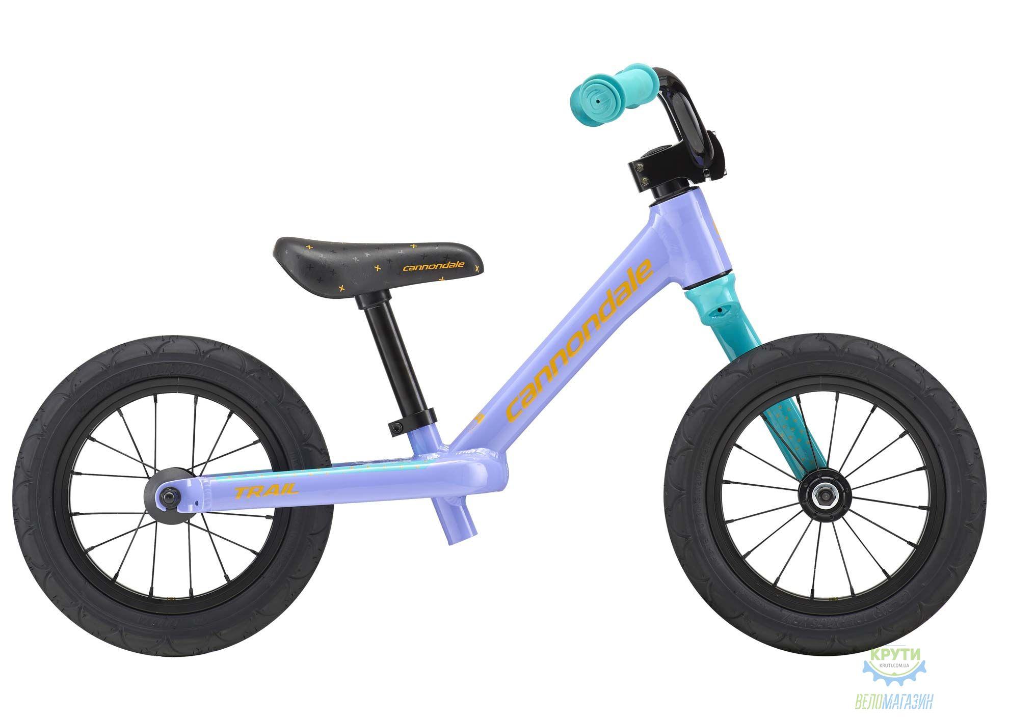 Велосипед 12 Cannondale Kids Trail Balance VTN OS 2019