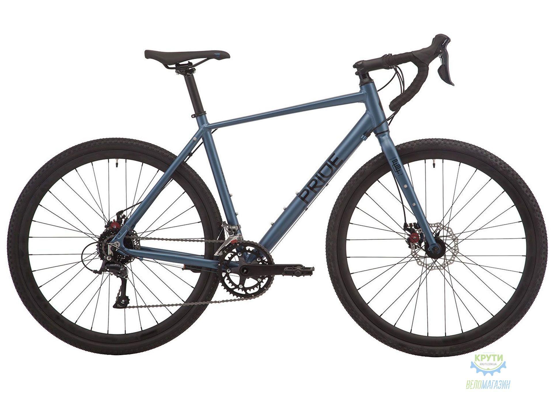 Велосипед 28 Pride ROCX 8.2 рама - XL синий 2019