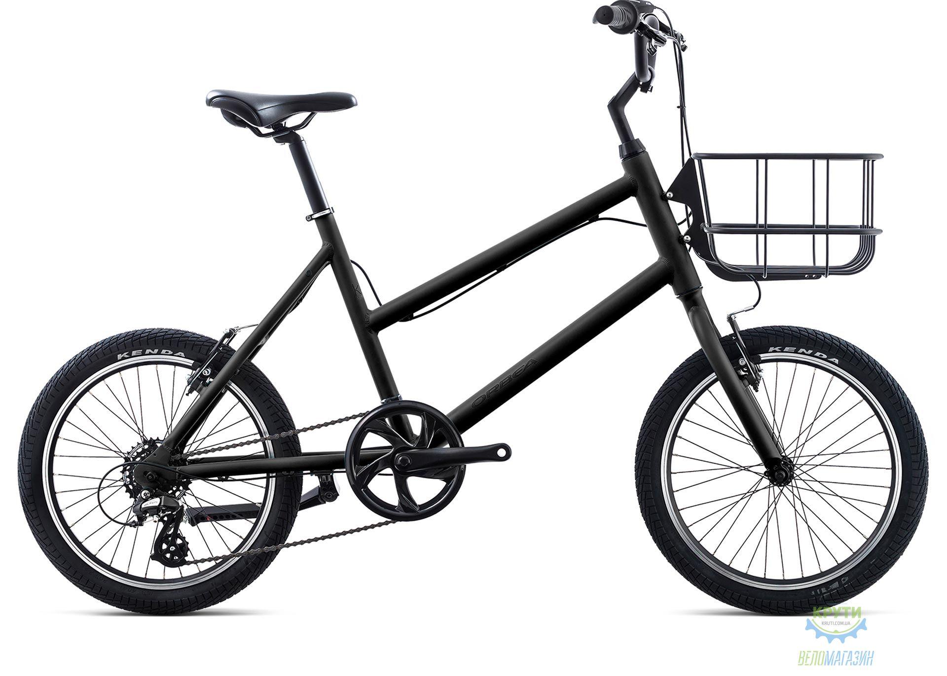 Велосипед Orbea KATU 50 Magnetic - Black 2019