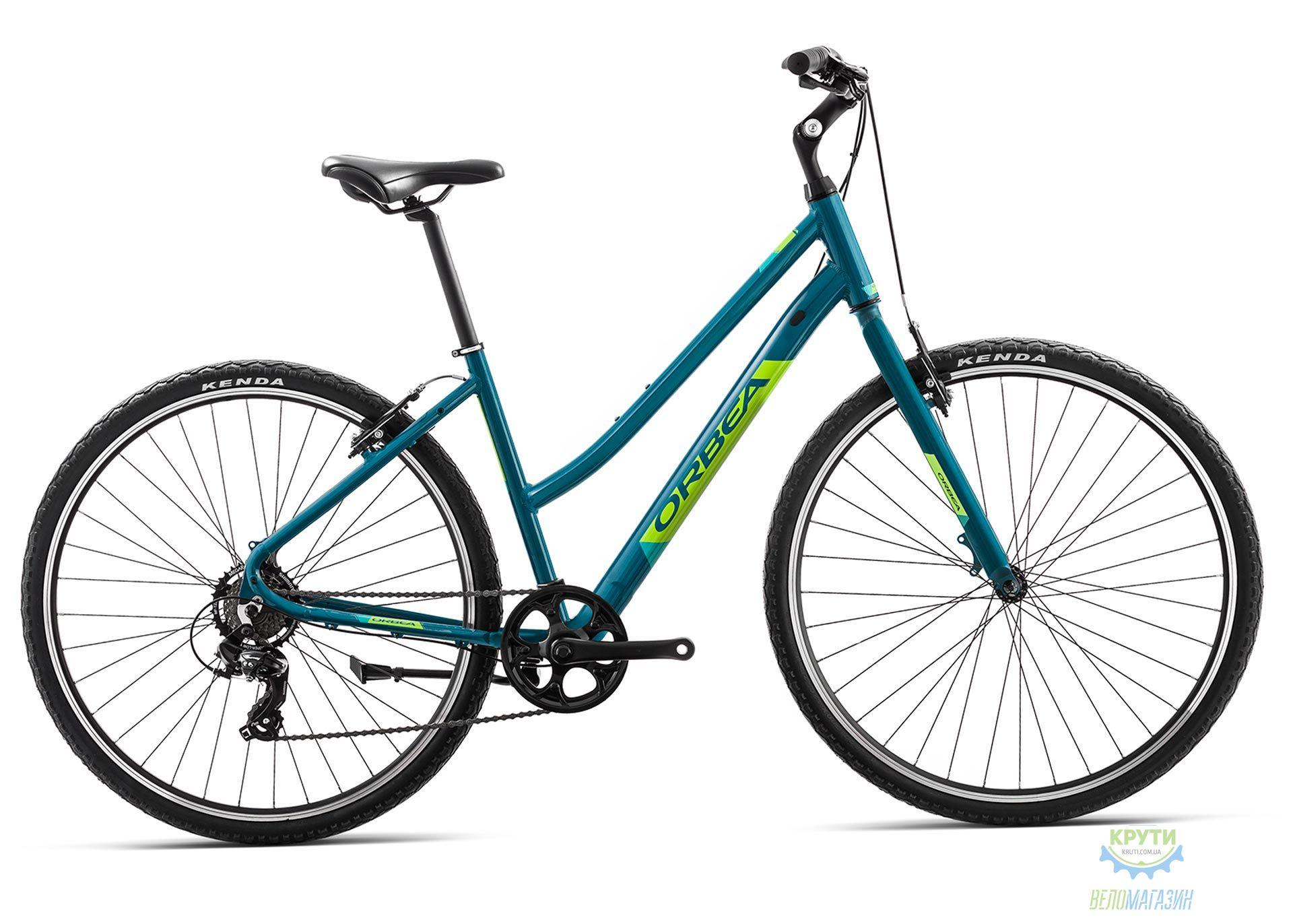 Велосипед Orbea COMFORT 42 M Blue - Green 2019