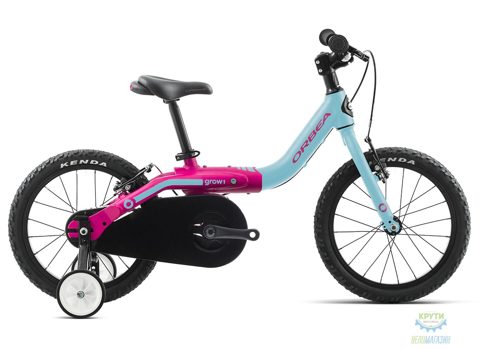 Велосипед Orbea GROW 1 Blue-Pink 2019