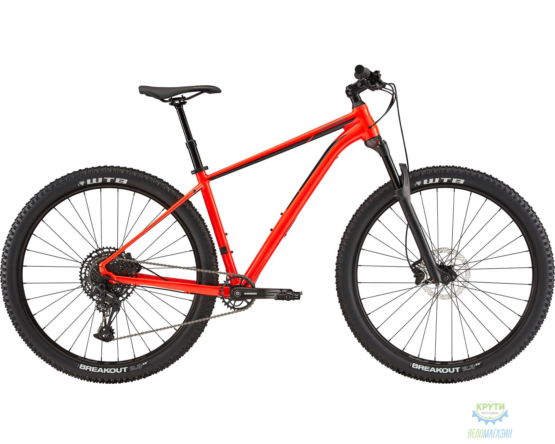 Велосипед 29 Cannondale Trail 2 ARD рама - M 2020