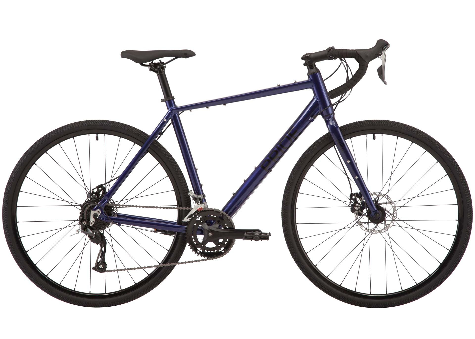 Велосипед 28 Pride ROCX 8.1 рама - XL Blue/Black 2020