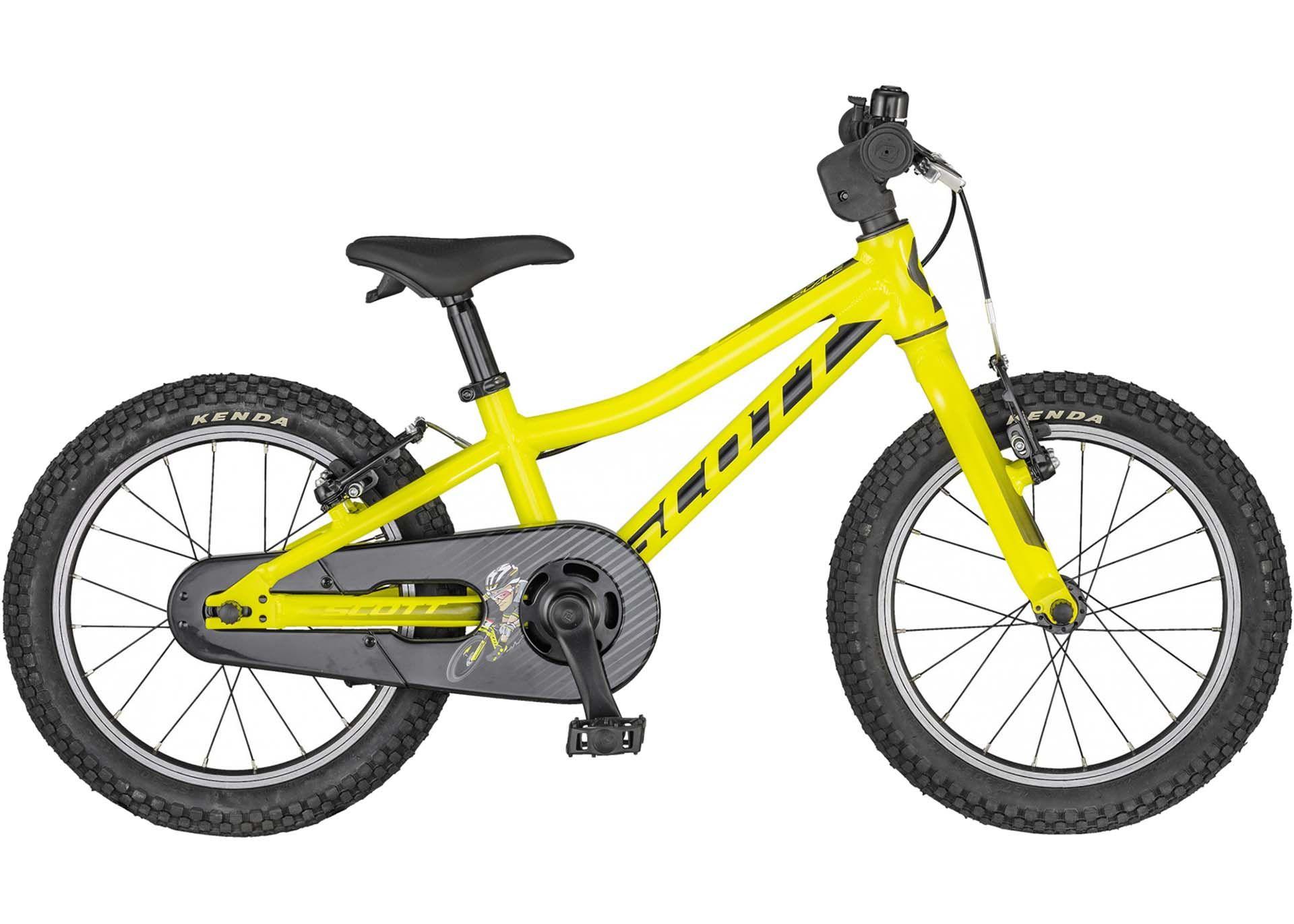 Велосипед SCOTT SCALE 16 20  - рама 16 2020