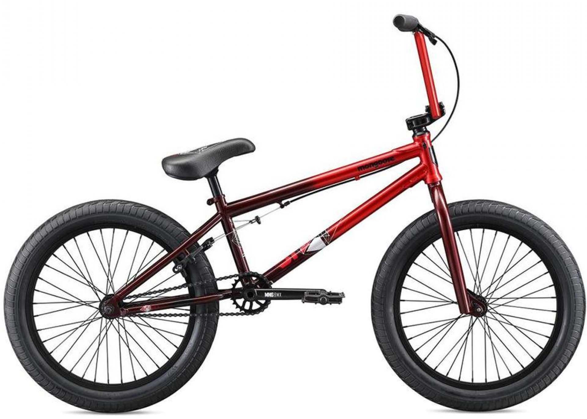 Велосипед BMX LEGION L80 20 MONGOOSE красный 2020