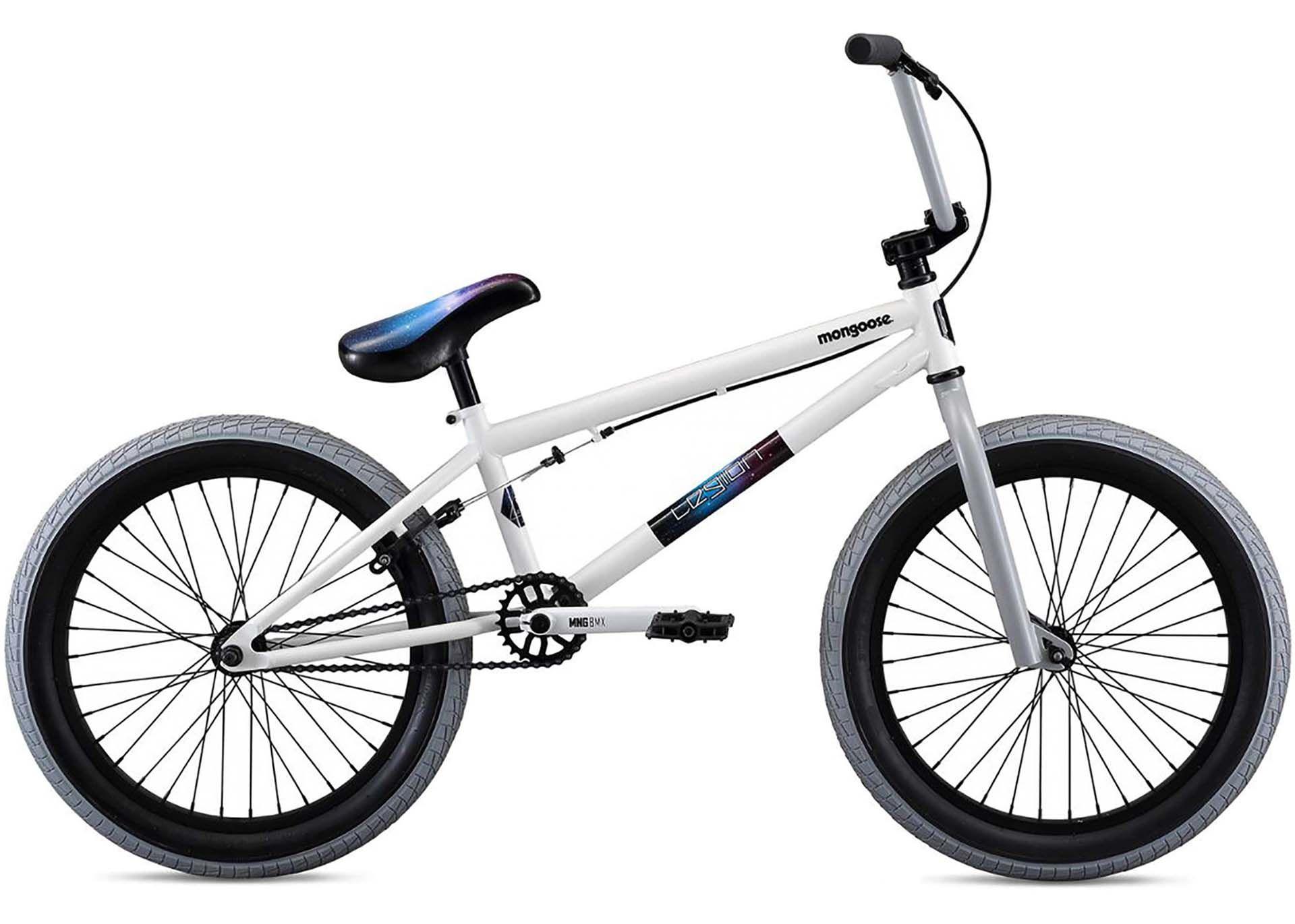 Велосипед BMX LEGION L40 20 MONGOOSE белый 2020