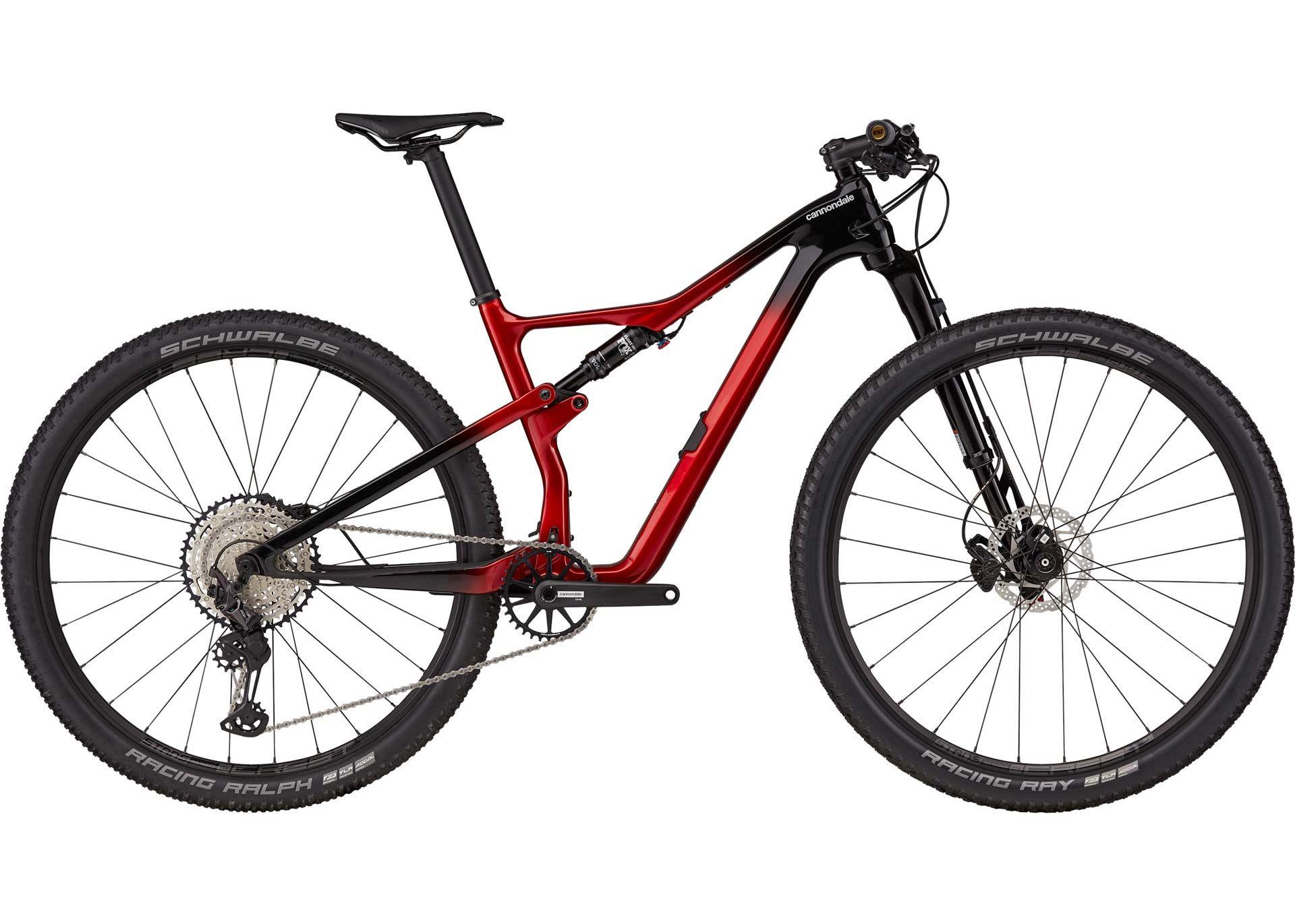 Велосипед 29 Cannondale SCALPEL Carbon 3 рама - M 2021